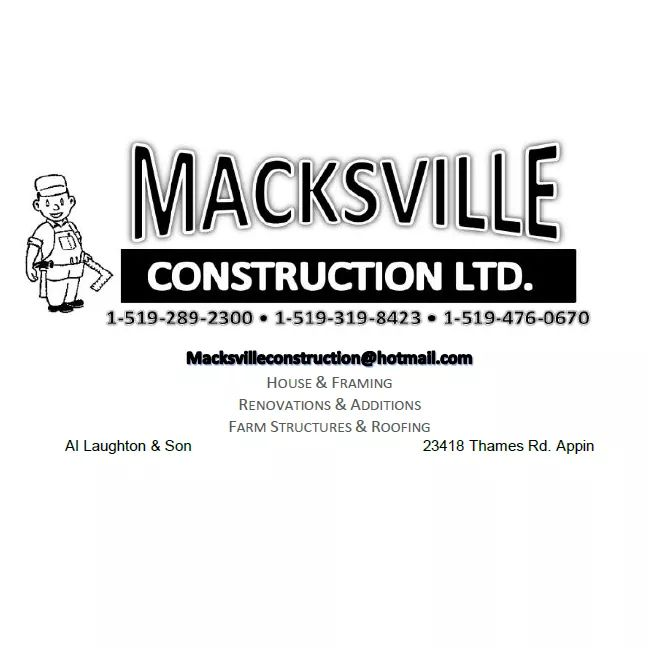 Macksville Construction